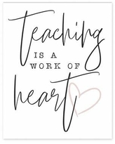 Get Ahold Of Fantastic Deals On Trinx A Teacher Takes A Hand Opens A Mind And Touches A Heart Easelback Decorative Plaque X111660994