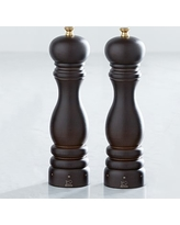 Peugeot Paris U Select Chocolate Salt & Pepper Mills Set, 9""