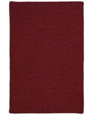 Colonial Mills Courtyard Sangria Rug CY62 Rug Size: Rectangle 8' x 11'