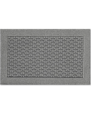 2'6X4' Geometric Tufted Accent Rugs Radiant Gray - Threshold