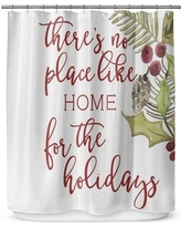"Kavka No Place Like Home 72"" Shower Curtain SCT-SPLSC-70X72-RVI1517"