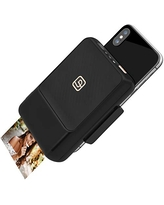 Lifeprint 2x3 Instant Printer for iPhone. Turn Your iPhone Into an Instant-Print Camera for Photos and Video! - Black