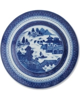 Mottahedeh Bread & Butter Plate, Blue Canton