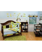 Nurture Imagination Swing 3 Piece Crib Bedding Set 102003