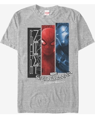 Marvel Spider-Man: Far From Home Spidy Panel T-Shirt