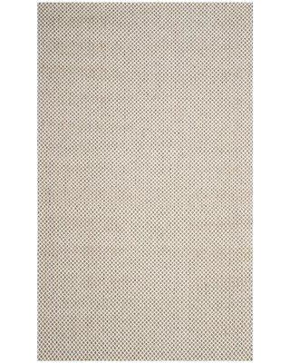 17 Stories Cherif Hand-Tufted Wool Gray Area Rug STSS6366 Rug Size: Rectangle 5' x 8'