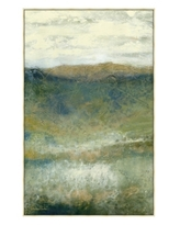 """Into the Valley Ii Framed Canvas Wall Art - 23"""" x 36"""" x 2"""""""