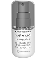 Wet n Wild Photofocus Natural Finish Setting Spray - 1.52 fl oz, Clear