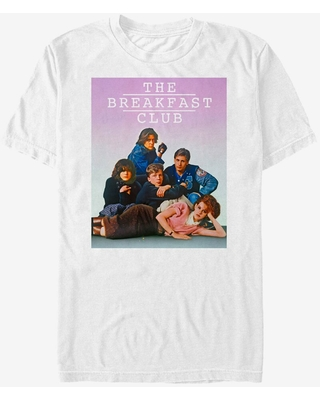 The Breakfast Club Iconic Detention Pose T-Shirt