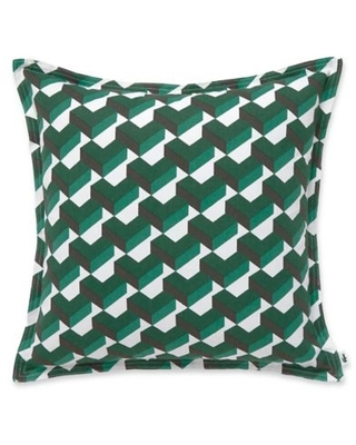 Lacoste Flannel 18x18 Throw Pillow
