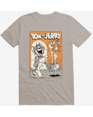 Tom And Jerry Jerry Toast T-Shirt