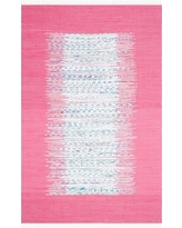 Montauk Ivory/Pink 6 ft. x 9 ft. Area Rug