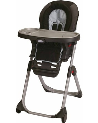 Graco DuoDiner 3-in-1 Convertible High Chair, Metropolis