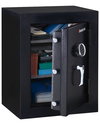 SentrySafe Sentry SafeExecutive Fire Safe with Electronic Lock, 3.4 Cu. Ft. (EF3428E) | Quill