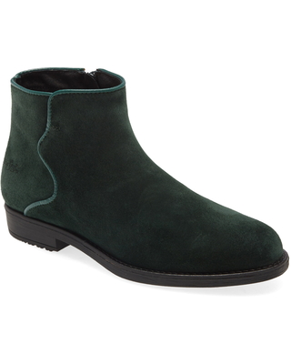 Women's Bos. & Co. Rural Bootie, Size 5.5US - Green