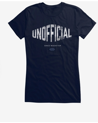 Lunch Hour Productions Unoffical Girls T-Shirt