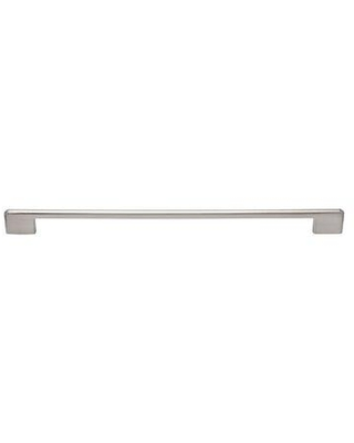 """Utopia Alley Taylor Cabinet 12 5/8"""" Center to Center Bar Pull Finish: Nickel, Metal in Chrome/Nickel/Black, Size 13.78"""" L x 0.33"""" W 