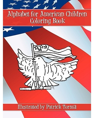 Alphabet for American Children Coloring Book
