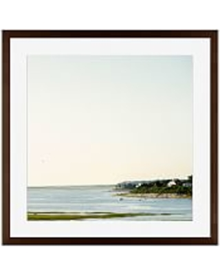 Amazing Deal On Bay Morning By Cindy Taylor 18 X 18 Wood Gallery