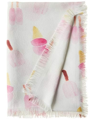 Deny Designs Wonder Forest Iced Treats Woven Throw Blanket