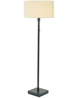 House of Troy Franklin 64 inch Floor Lamp in Oil Rubbed Bronze