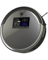 bObsweep bObsweep PetHair PLUS Robotic Vacuum Cleaner with mini-mop attachment 72667029465 Color: Charcoal