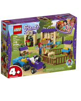 LEGO Friends - Mia's Foal Stable - Building & Construction for Ages 4 to 8 - Fat Brain Toys
