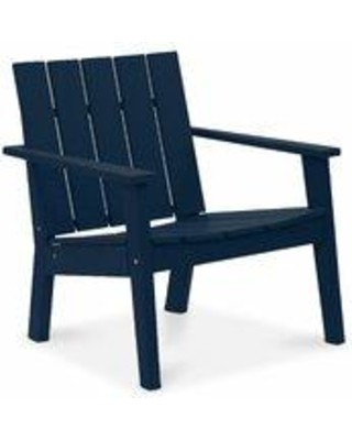 Rosecliff Heights Galewood Patio Chair ROHE5564 Frame Color: Navy