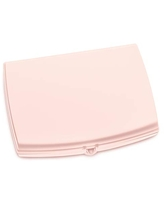 Koziol Panorama Lunch Box, Queen Pink, 9.06x7.2x1.85