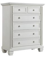 Deals For Oxford Baby Richmond 6 Drawer Chest In Brushed Grey