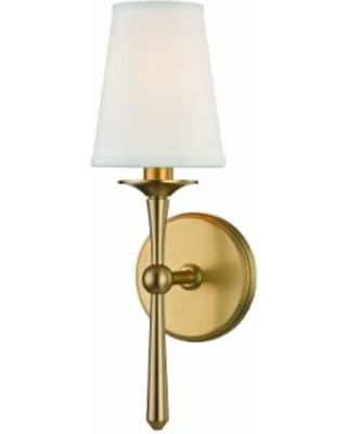 Hudson Valley Lighting Islip 14 Inch Wall Sconce - 9210-AGB