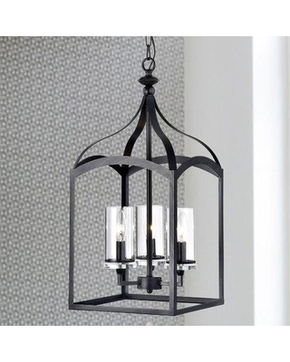 Gracie Oaks Sally 3-Light Lantern Pendant BF122383