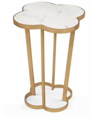 Regina Andrew Clover Accent Table - 30-1009NB