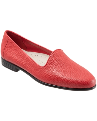 Women's Trotters Liz Loafer, Size 12 N - Red