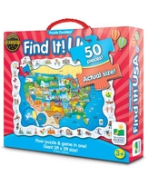 The Learning Journey Puzzle Doubles, Find It! USA