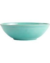 Cambria Oval Serve Bowl, Turquoise