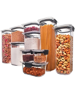 Great Deal on Rubbermaid Brilliance Pantry Airtight Food Storage