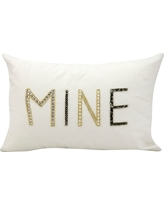 Mine Throw Pillow - Nourison, Multi-Colored