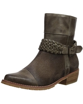 Antelope Women's 446 Ankle Boot, Grey, 37 M EU/7 M US