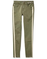 DL1961 Girls' Big Chloe Skinny Fit Color Jean, Commodore, 10