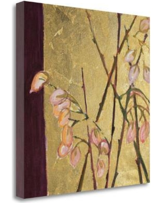 """Tangletown Fine Art 'For the Love of Gold I' Print on Wrapped Canvas CAMNP302-2020c Size: 20"""" H x 20"""" W"""