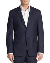 Regular-Fit Xylo NP Wool Sportcoat