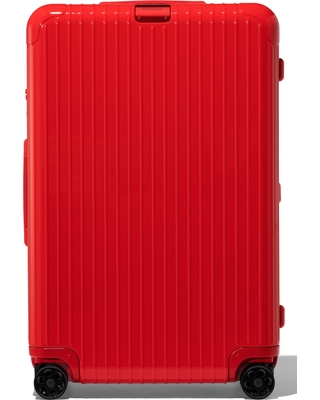 Rimowa Essential Check-In Large 31-Inch Wheeled Suitcase - Red