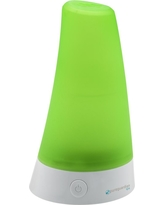 SPA101 Ultrasonic Cool Mist Aromatherapy Essential Oil Diffuser, Greens