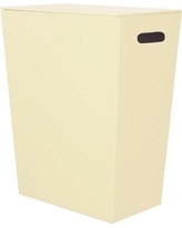 WS Bath Collections Complements Ecopelle Laundry Hamper Ecopelle 2463 Finish: Crème