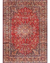 Can T Miss Bargains On Valdez Traditional Red Brown Area Rug Bloomsbury Market Rug Size Rectangle 5 X 7