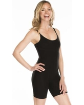 Red Hot by Spanx Clever Controllers Mid-Thigh Body Shaper SS3515 - Women's, Size: Medium, Black