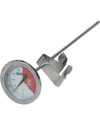 """Bayou Classic Stainless Steel Thermometer 502 - x Size: 5"""" L"""