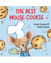 The Best Mouse Cookie Board Book