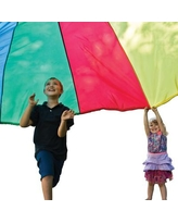 Pacific Play Tents Parachute 85-942 Handles: No Size: 12' x 12'
